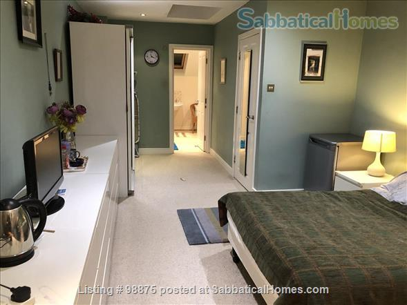 Large and comfortable en-suite studio Home Rental in Bounds Green, England, United Kingdom 1