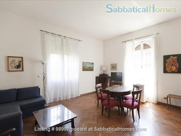 Trastevere flat and garden Home Rental in Rome, Lazio, Italy 0