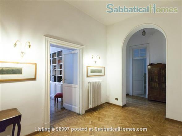 Trastevere flat and garden Home Rental in Rome, Lazio, Italy 3