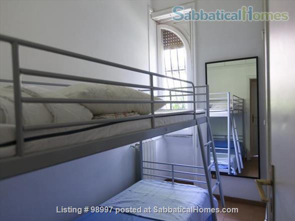 Trastevere flat and garden Home Rental in Rome, Lazio, Italy 7