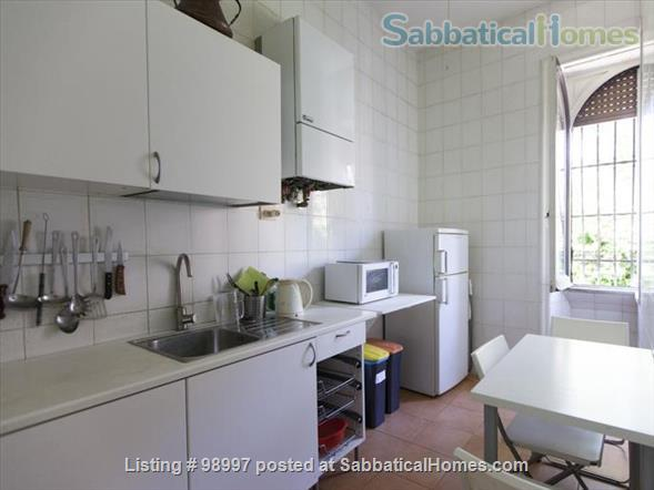 Trastevere flat and garden Home Rental in Rome, Lazio, Italy 8