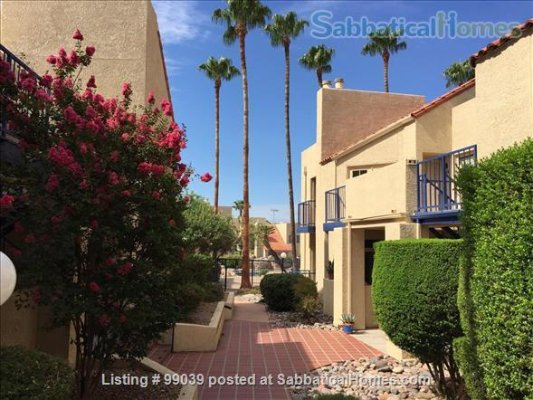 1 bedroom / 1 bath furnished condo Home Rental in Tucson 1