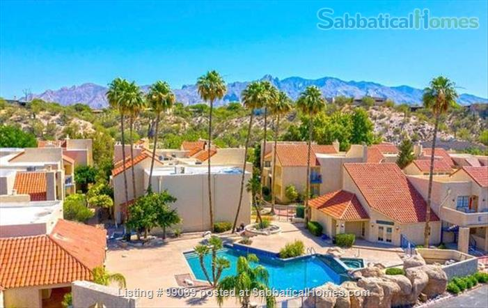 1 bedroom / 1 bath furnished condo Home Rental in Tucson 0