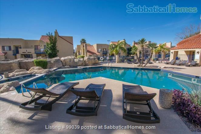 1 bedroom / 1 bath furnished condo Home Rental in Tucson 2