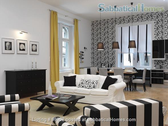 Classical Grandeur in Budapest Home Rental in Budapest, Budapest, Hungary 1