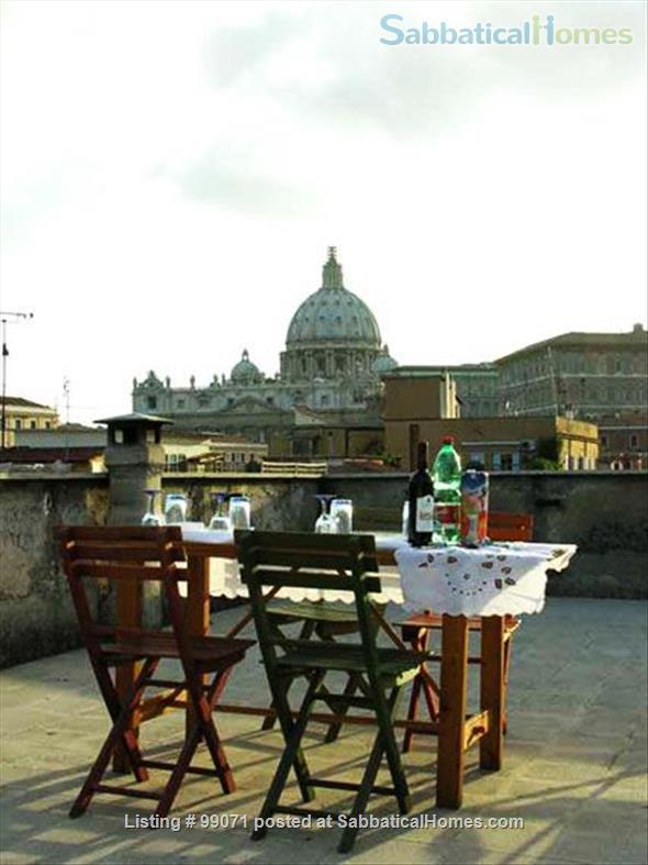 Beautiful APT, St.Peter's/Vatican Home Rental in Rome, Lazio, Italy 7