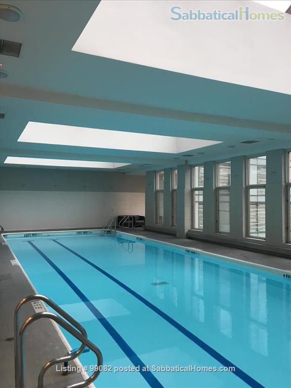 Furnished, 1- Bedroom Apt, 27th Fl Luxury, Manhattan, East 72nd St; $2650/m Home Rental in New York, New York, United States 7