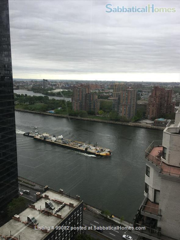 Furnished, 1- Bedroom Apt, 27th Fl Luxury, Manhattan, East 72nd St; $2650/m Home Rental in New York, New York, United States 8