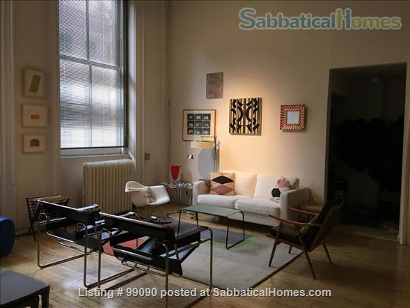 Beautiful Artist's loft in Soho, NYC  Home Exchange in New York, New York, United States 1