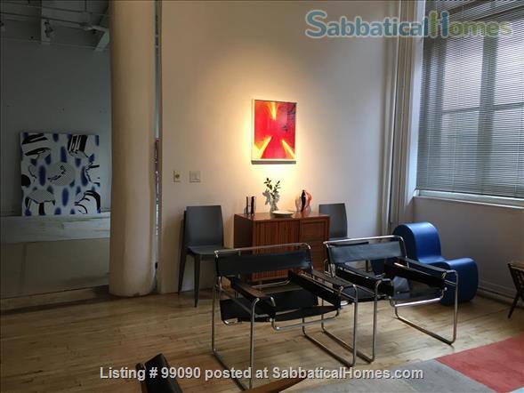 Beautiful Artist's loft in Soho, NYC  Home Rental in New York, New York, United States 0