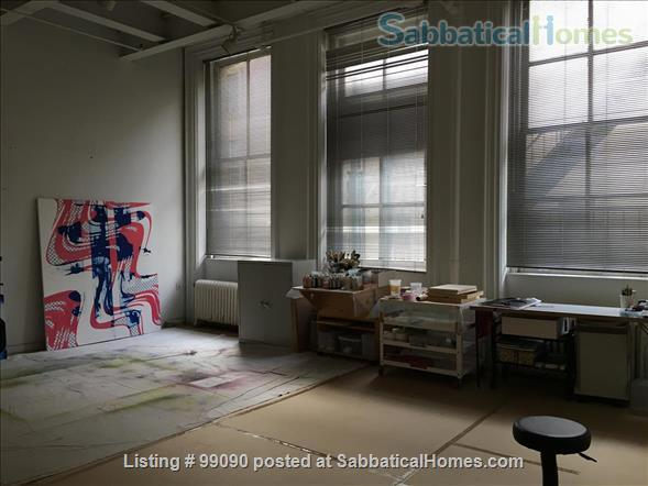 Beautiful Artist's loft in Soho, NYC  Home Exchange in New York, New York, United States 5