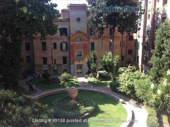 Rome Testaccio – A quiet and bright retreat in the heart of Rome Home Exchange in Roma, Lazio, Italy 1