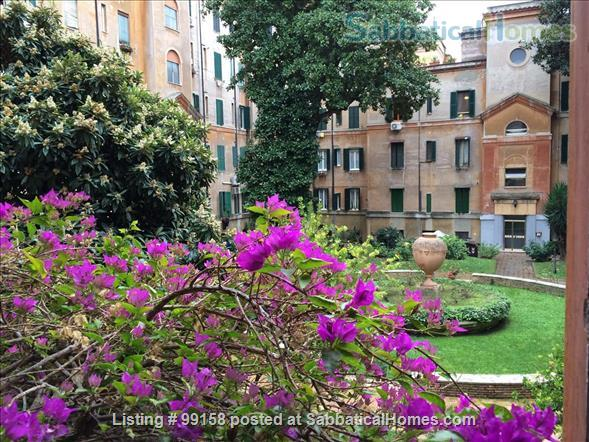 Rome Testaccio – A quiet and bright retreat in the heart of Rome Home Exchange in Rome 2