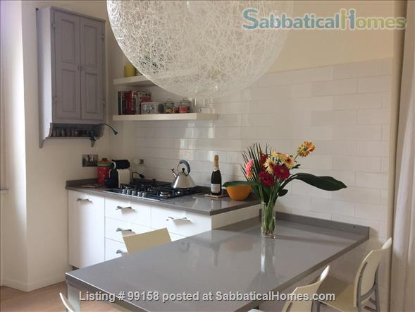 Rome Testaccio – A quiet and bright retreat in the heart of Rome Home Exchange in Rome 3