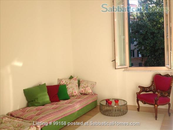 Rome Testaccio – A quiet and bright retreat in the heart of Rome Home Rental in Roma, Lazio, Italy 6