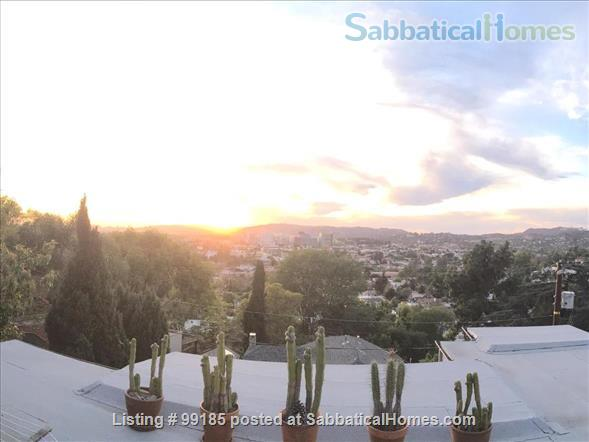 Shared Beautiful Space with Amazing Views Home Rental in Los Angeles, California, United States 1