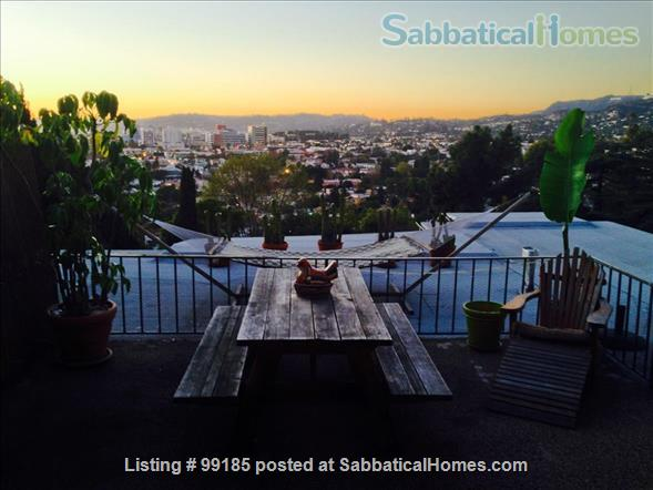 Shared Beautiful Space with Amazing Views Home Rental in Los Angeles, California, United States 0