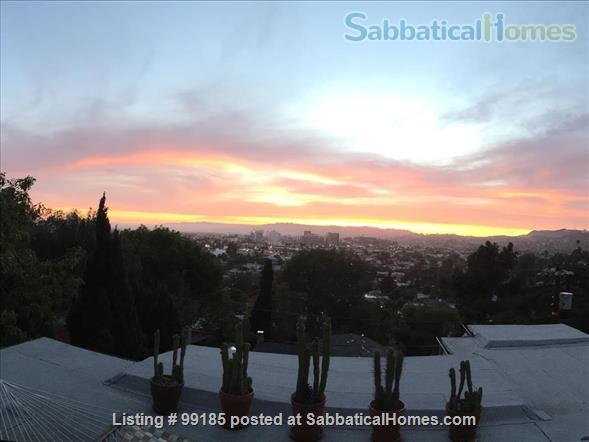 Shared Beautiful Space with Amazing Views Home Rental in Los Angeles, California, United States 7