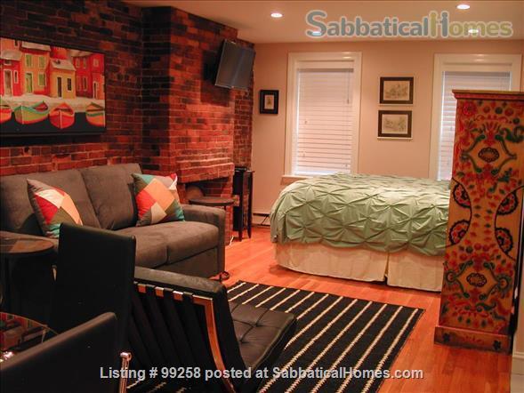 North End Charm (M114) Home Rental in Boston, Massachusetts, United States 1
