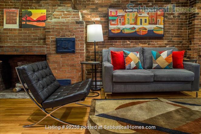 North End Charm (M114) Home Rental in Boston, Massachusetts, United States 0