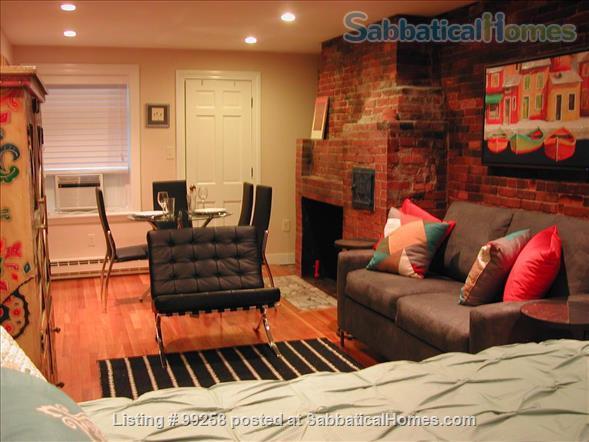 North End Charm (M114) Home Rental in Boston, Massachusetts, United States 2