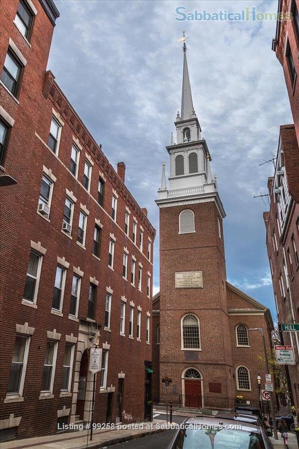 North End Charm (M114) Home Rental in Boston, Massachusetts, United States 8