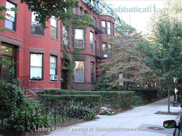 Back Bay Rental Too (M234-2) Home Rental in Boston, Massachusetts, United States 8