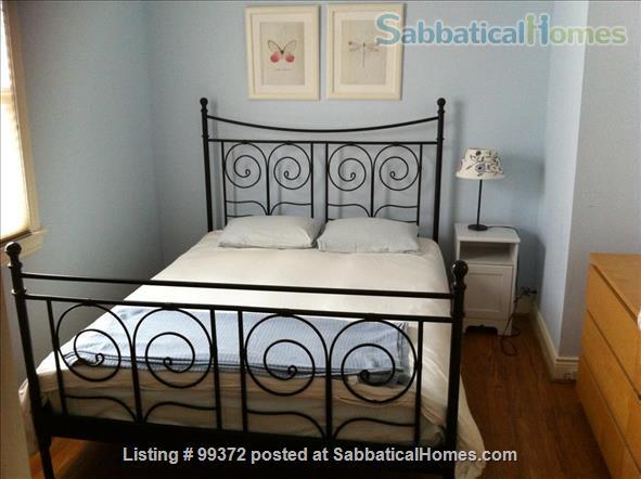 Lovely 2BR + Den House in Vibrant Corso Italia Home Rental in Toronto 7