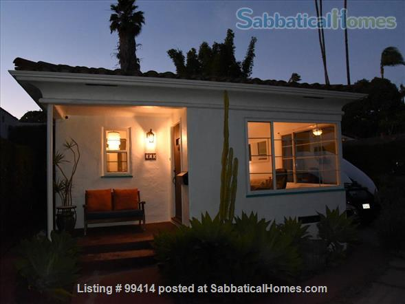 Best Deal in the Heart of Downtown SB - furnished duplex Home Rental in Santa Barbara, California, United States 9