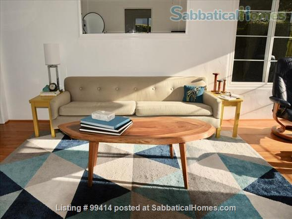 Best Deal in the Heart of Downtown SB - furnished duplex Home Rental in Santa Barbara, California, United States 0