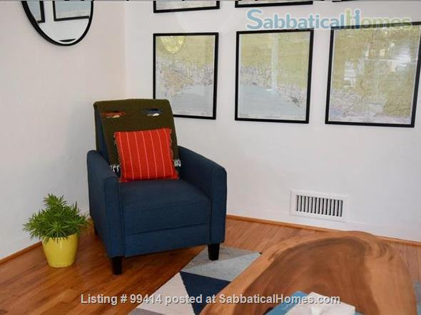 Best Deal in the Heart of Downtown SB - furnished duplex Home Rental in Santa Barbara, California, United States 2