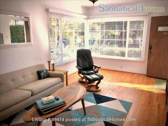 Best Deal in the Heart of Downtown SB - furnished duplex Home Rental in Santa Barbara, California, United States 3