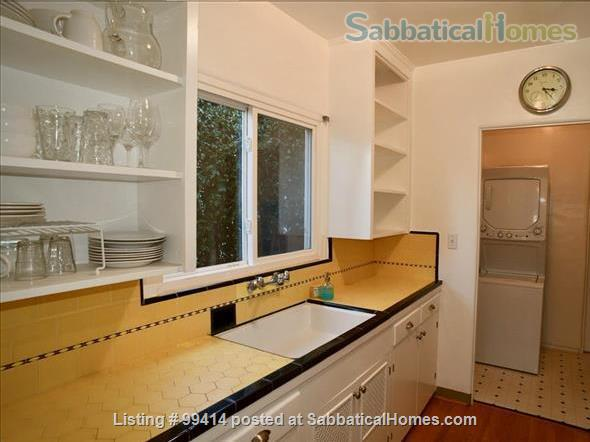 Best Deal in the Heart of Downtown SB - furnished duplex Home Rental in Santa Barbara, California, United States 5
