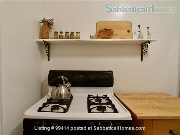 Best Deal in the Heart of Downtown SB - furnished duplex Home Rental in Santa Barbara, California, United States 6