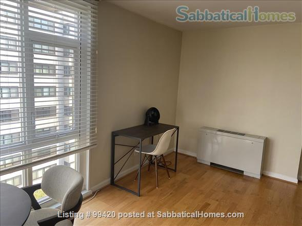Light-filled Dupont Studio (all utilities/FIOS internet included) Home Rental in Washington, District of Columbia, United States 7