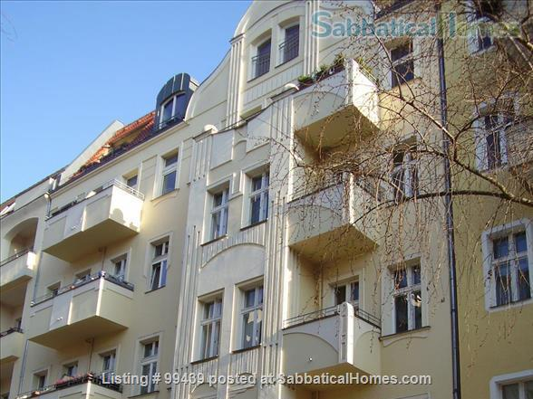 Apartment Artemisia Home Rental in Berlin 1