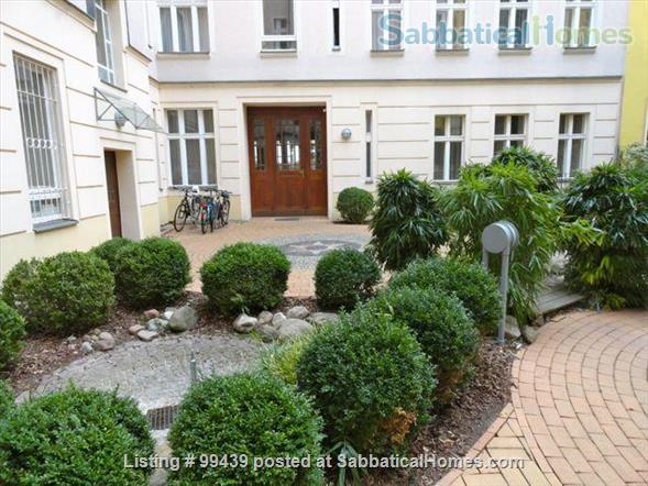 Apartment Artemisia Home Rental in Berlin 2