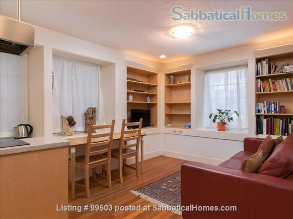 Gorgeous, sunny studio apartment in quiet neighborhood near UC and downtown Home Rental in Berkeley, California, United States 7