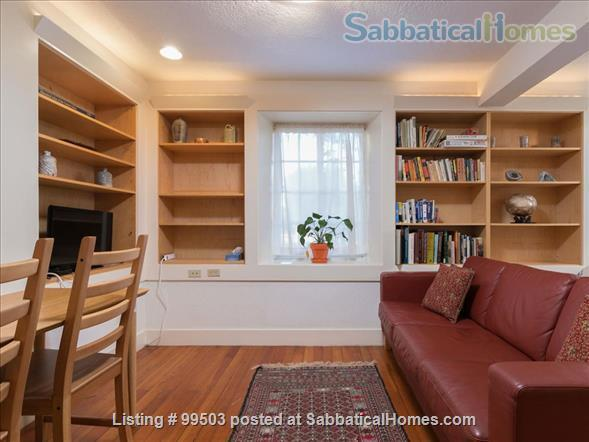Gorgeous, sunny studio apartment in quiet neighborhood near UC and downtown Home Rental in Berkeley, California, United States 1