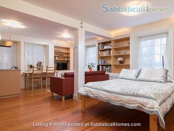 Gorgeous, sunny studio apartment in quiet neighborhood near UC and downtown Home Rental in Berkeley, California, United States 2