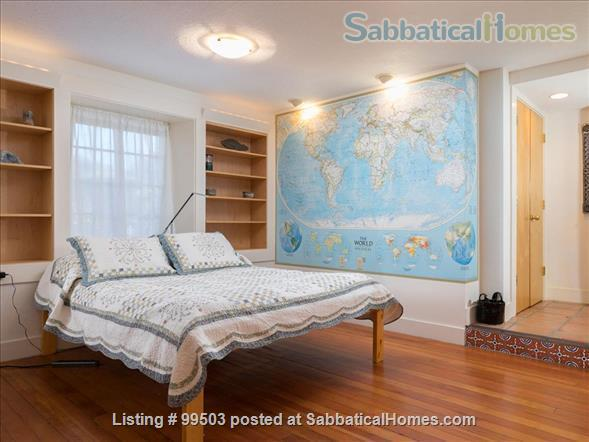 Gorgeous, sunny studio apartment in quiet neighborhood near UC and downtown Home Rental in Berkeley, California, United States 4