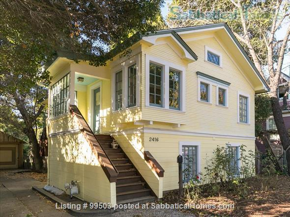 Gorgeous, sunny studio apartment in quiet neighborhood near UC and downtown Home Rental in Berkeley, California, United States 0