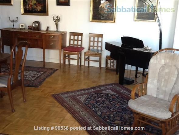 Gorgeous Corner Apartment Across from Lincoln Center Home Rental in New York, New York, United States 1