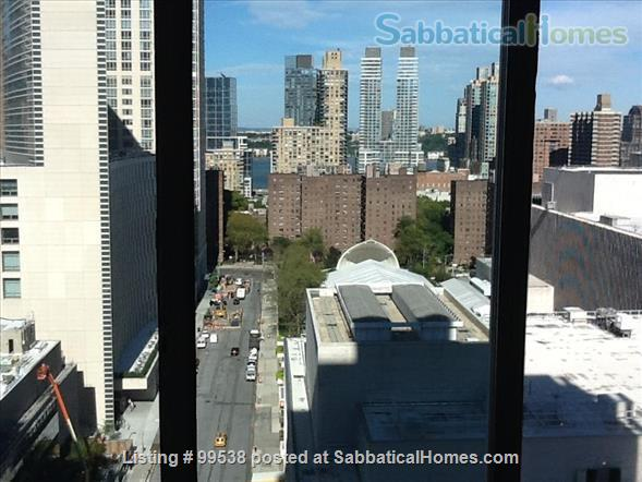 Gorgeous Corner Apartment Across from Lincoln Center Home Rental in New York, New York, United States 4