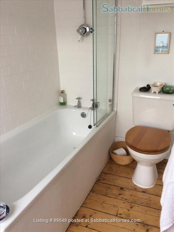 Peaceful, spacious Georgian house  in pretty conservation area Home Rental in Greater London, England, United Kingdom 5