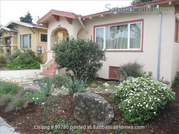2-Bedroom, Pet-friendly  Home in Great Berkeley Location Home Rental in Berkeley, California, United States 1