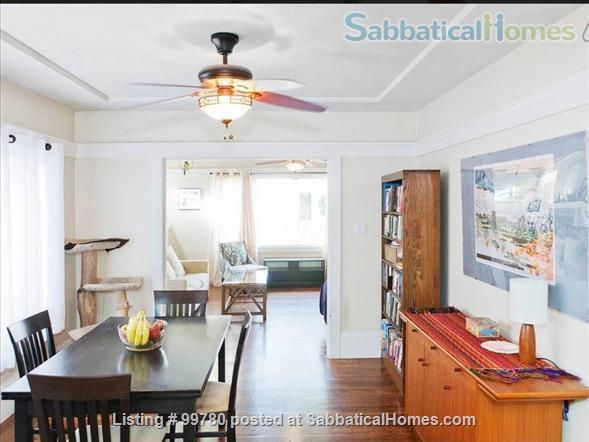 2-Bedroom, Pet-friendly  Home in Great Berkeley Location Home Rental in Berkeley, California, United States 2