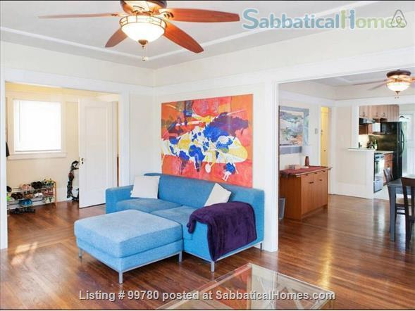 2-Bedroom, Pet-friendly  Home in Great Berkeley Location Home Rental in Berkeley, California, United States 3