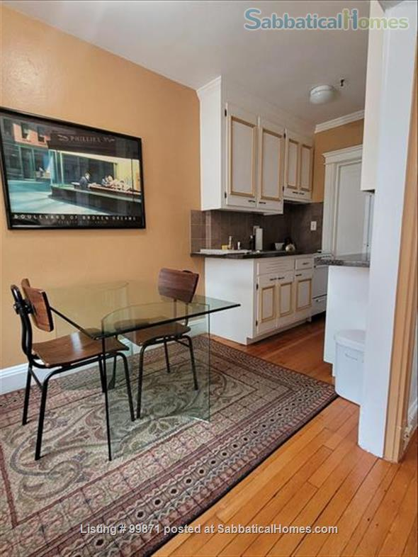 Longwood Studio Suite at Fenway (M248) Home Rental in Boston, Massachusetts, United States 1