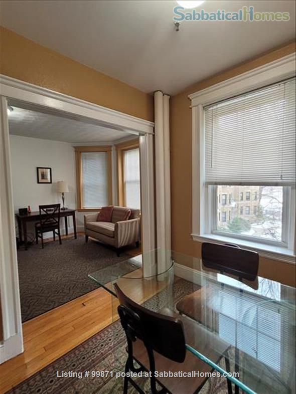 Longwood Studio Suite at Fenway (M248) Home Rental in Boston, Massachusetts, United States 2